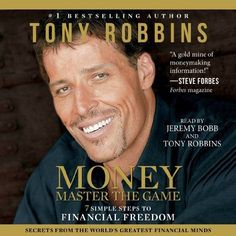Awesome audiobook! I highly recommend it. Start thinking long term with your money and for retirement. Otherwise you're gonna wake up old and broke. #money #audiobook @tonyrobbins #inspiration #retirement #invest