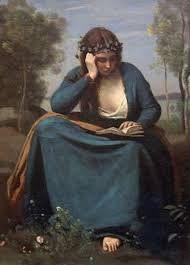 """Chi legge sa molto; chi osserva sa molto di più. (Aristotele)  """"Dipinto di: Baptiste Camille Corot"""""""