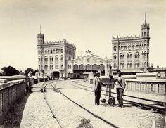 Vienna, Hungary, Austria, Venice, Louvre, Street View, Black And White, History, Photographs