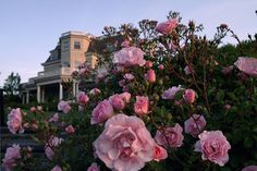 Romantic weekend away: The Chanler Inn,  Newport, Rhode Island