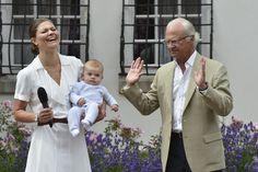 Oscar de Suecia 'eclipsa' el cumpleaños de su madre con su debut oficial - Foto 9