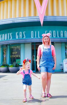 Short Overalls? Thes