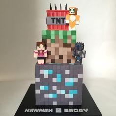 0eb310a0 Minecraft Cake Minecraft Birthday Cake, Minecraft Cake, Minecraft Party,  Minecraft Crafts, Minecraft