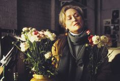 """Mrs. Dalloway said that she would buy the flowers herself."" : The Hours (2002)"