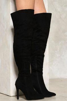Nasty Gal nastygal Legs for Days Stiletto Boot