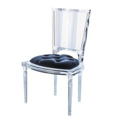 Marilyn Acrylic Side Dining Chair