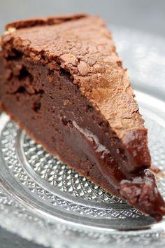 fondant au chocolat et crème de marrons, recettes au psyllium, sans oeuf, sans gluten, docteur nature