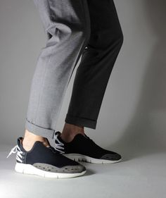 The ekin Footwear Bamboo Runner is Unconventional in Every Respect #fashion trendhunter.com