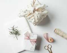 """The last of this years 12 days of Christmas posts is one of my favourites. Short and sweet, lets have a little look at wrapping your gifts with a tiny bitmore thought, but certainly taking no more time than using a roll of festive wrap from any old shop… Yes I am wrapping it up … Continue reading """"christmas gift wrapping"""""""