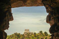 Así es la visita a Tulum, las ruinas en el paraíso (Riviera Maya, México)