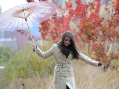 Pink Umbrella