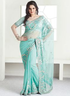 Sarees Online: Shop the latest Indian Sarees at the best price online shopping. From classic to contemporary, daily wear to party wear saree, Cbazaar has saree for every occasion. Beautiful Girl Indian, Most Beautiful Indian Actress, Beautiful Saree, Net Saree, Lehenga Choli, Anarkali, Indian Bollywood Actress, Beautiful Bollywood Actress, Indian Beauty Saree