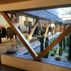 The APC store in Los Angeles is the coolest new store on the planet. Go west and check it out! @apc_paris @jeantouitou #Padgram