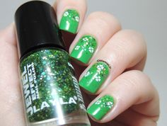 Marine Loves Polish: St Patrick #nail #nails #nailart