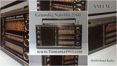 **** Tom's Toy World - TomaniaToys ****: GRUNDIG SATELLIT RADIO All Band, Jukebox, Toy, World, Clearance Toys, The World, Toys
