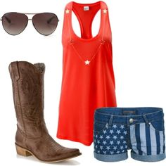 My Eric Church concert outfit :) <3