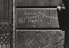 Helen Levitt: New York [Button to Secret Passage] (1996.2.1) | Heilbrunn Timeline of Art History | The Metropolitan Museum of Art