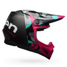 Red Bull Motocross Helmet Riding Gear Moto Street