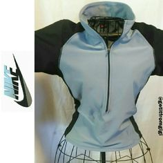 NIKE Alpha Dri-Fit Running Top In great pre-owned condition. Size Medium. Short sleeve. Nike Tops Tees - Short Sleeve