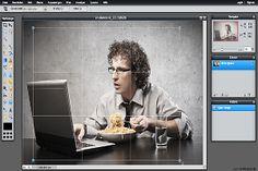 Heute mal ein Tool-Tipp: Pixlr.com - eine Gratis-Bildbearbeitung für den Browser. Einfach Seite aufrufen und Foto hochladen, editieren, speichern. Super mobil und ganz ohne Programm-Download.  http://karrierebibel.de/pixlr-com-gratis-bildbearbeitung-im-browser/
