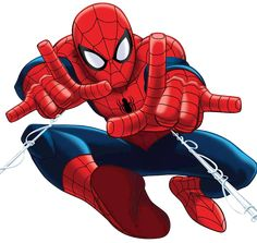 Spiderman Clipart Quality Cartoon Characters Images - ClipArt Best - ClipArt Best