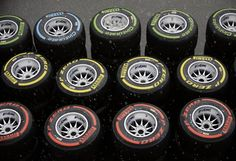 OZ Race wheels for Red Bull F1 Team #OZRACING
