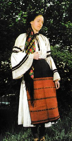 Cluj, Transilvania Folk Embroidery, Embroidery Patterns, Folk Costume, Costumes, Fashion Now, Beautiful Blouses, Cool Patterns, People Of The World, Going Out