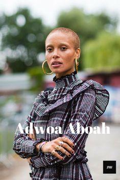 Adwoa Aboah, la fill