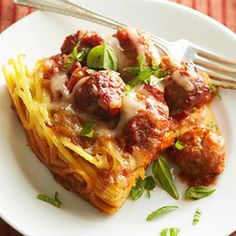 Meatball Pie From Better Homes and Gardens, ideas and improvement projects for your home and garden plus recipes and entertaining ideas.