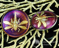 ✔ What's Hot Today: Handmade Czech Glass Buttons Large Gold Dragonfly Purple Vitrail Size 14, 31.5mm 1pc https://czechbeadsexclusive.com/product/handmade-czech-glass-buttons-large-gold-dragonfly-purple-vitrail-size-14-31-5mm-1pc/?utm_source=PN&utm_medium=czechbeads&utm_campaign=SNAP #CzechBeadsExclusive #315Mm_Czech_Button, #315Mm_Glass_Button, #31Mm_Czech_Button, #31Mm_Glass_Button, #Button_315Mm, #Button_31Mm, #Czech_Button_14, #Czech_Dragonfly_Button, #Czech_Glass_Button