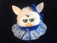 "Outfit for Furby or New Furby Boom Handmade Clothes ""Christmas 