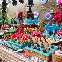 #girlparty #candybar #candybuffet #sweetcorner #dessertstable #cake #girlpartyideas #partyplanner #brave #valiente #disneyparty #disney #miamipartyplanner #miamipartydesigner #miamipartyrentals #instacake #kidspartyideas #kids #caracas #designersvenezuela