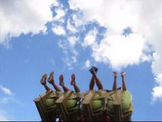 Dueling dragons ice dragon coaster universal studios rides and dueling dragons ice front seat on ride pov universal studios islands o ccuart Choice Image