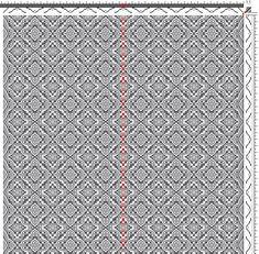 Ich webe mir einen Wandbehang. Eigentlich hatte ich dafür einen Farbverlauf von Weiß über Grau nach Schwarz geplant. Etwa so:    Das hätte m...