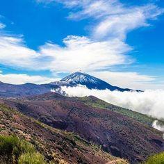 #ElTeide #Tenerife #Paisaje #Canarias  Fotógrafo: Jonathan Guttmann