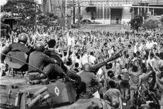 Panorâmica Social: GLO: na falta de uma guerra, as Forças Armadas se ...