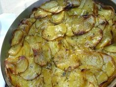 Potatoes Anna : Recipes : Cooking Channel (rich, but delicious for a special occasion meal)