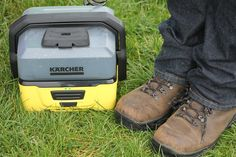 Clean boots thanks to the Kärcher OC3  Kärcher OC3 Portable Cleaner129.99Buy it here  Need to know  Lighweight and compact  4-litre water tank  5 bar pressure  Integrated lithium-ion battery  Spray gun and hose stored internally when not in use  Additional attachments available to purchase separately  What we thought  With an extremely muddy January walk still fresh in our minds (I didnt know walking boots could attract that much mud!) when we were offered the chance to review the new…