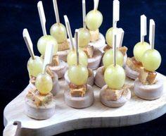 Boudin blanc au foie gras pour l'apéro : Recette de Boudin blanc au foie gras pour l'apéro - Marmiton Foie Gras, Minis, Food And Thought, Mini Burgers, Food L, Pudding, Mini Foods, Clean Eating Recipes, Caramel Apples