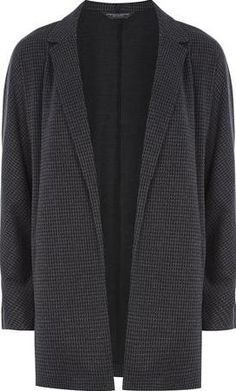Dorothy Perkins Womens Tall Navy Dogtooth jacket- Blue DP66828425 Tall Navy DOgtooth Jacket with length of 84cm. 98% Polyester,2% Elastane. Machine washable. http://www.comparestoreprices.co.uk/january-2017-9/dorothy-perkins-womens-tall-navy-dogtooth-jacket-blue-dp66828425.asp
