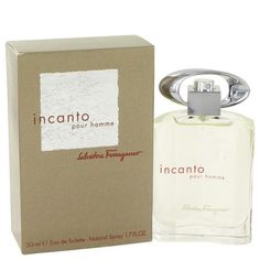 INCANTO by Salvatore Ferragamo EAU DE TOILETTE SPRAY 1.7 oz for Men