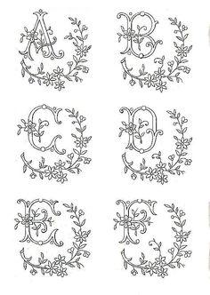 Alphabet - Broderie d'Antan                                                                                                                                                      More
