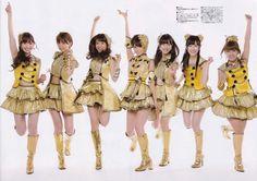 Haruna Kojima, Shinoda Mariko, Oshima Yuko, Atsuko Maeda, Yuki Kashiwagi, Watanabe Mayu, Minami Takahashi #AKB48