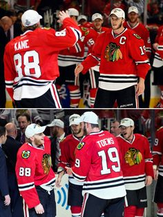 Better together. #OneGoal Awwwww <3