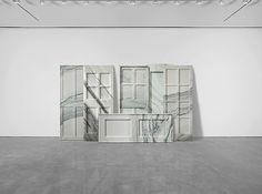 Ai Weiwei- Marble Doors, 2007