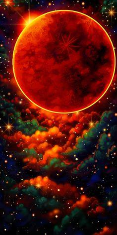 Mars by Moondustdreams on DeviantArt – Galaxy Art Planets Wallpaper, Neon Wallpaper, Wallpaper Space, Sunset Wallpaper, Colorful Wallpaper, Screen Wallpaper, Wallpaper Backgrounds, Art Galaxie, Arte Bob Marley