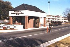 Robins Air Force Base in Warner Robins, GA.  My favorite assignment. 2853 SPS 1983-1995