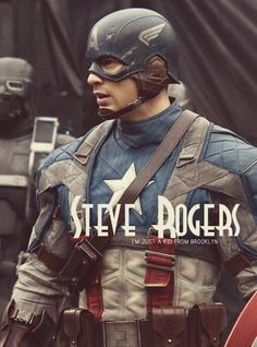 STEVE ROGERS