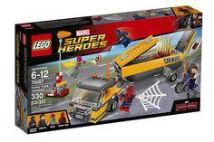 #LEGO #Marvel Super Heroes #CivilWar set with the Tanker Truck Takedown (76067).   http://www.thebrickfan.com/lego-marvel-super-heroes-tanker-truck-takedown-76067-official-images-revealed/