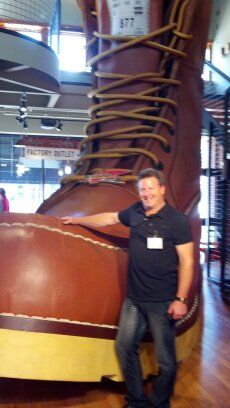 The Worlds Largest Boot